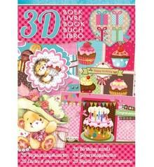 Bücher und CD / Magazines Carta making libro, argomento: Compleanno