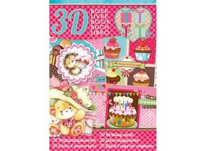 Bücher und CD / Magazines Card making book, topic: Birthday