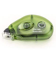 BASTELZUBEHÖR / CRAFT ACCESSORIES Glue Roller, again detachable (removable)