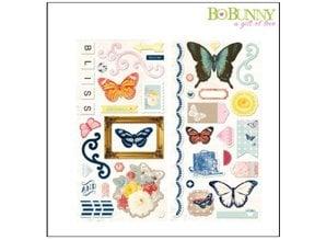 Bo Bunny Bo Bunny sweet life chipboard