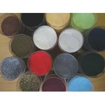 Embossingspulver, 1 frasco de 28 ml, la selección de muchos colores