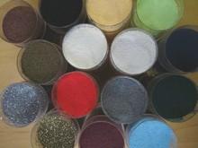 FARBE / INK / CHALKS ... Embossingspulver, 1 vasetto 28 ml, la selezione di molti colori