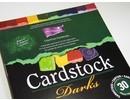 DESIGNER BLÖCKE  / DESIGNER PAPER ColorCore cardstock, A4, 30 sheets, Darks