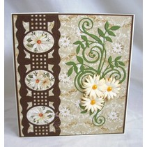New editions: Cameo Silhouette cutting and embossing template of Tonic!