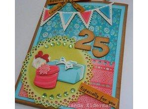 Marianne Design Marianne Design, Stanz- und Prägeschablone, Geschenke