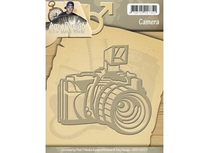Amy Design Cutting and embossing stencils Camera