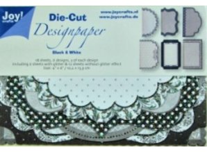 DESIGNER BLÖCKE  / DESIGNER PAPER 18 Design sort
