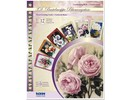 BASTELSETS / CRAFT KITS: Craft wallet complete the design of 12, 3D Cards: Blumengrüsse