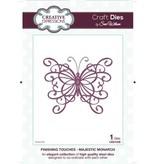 Creative Expressions Kreative udtryk, stansning og prægning skabelon filigrane sommerfugl