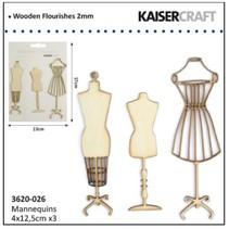 Kaiser Craftwood blomstre