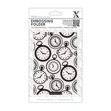 X-Cut / Docrafts Embossing folders, watches