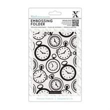 X-Cut / Docrafts Goffratura cartelle, orologi