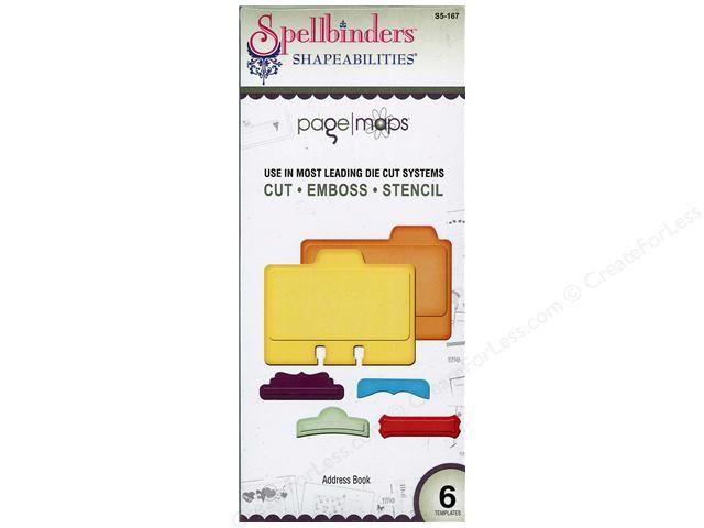 Spellbinders und Rayher Spellbinders, troquelado y estampado en ...