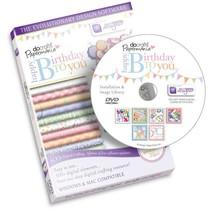 Papermania - Fødselsdag (Single DVD-ROM)