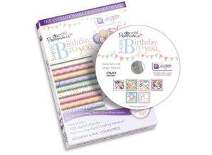 Bücher und CD / Magazines Papermania - Fødselsdag (Single DVD-ROM)