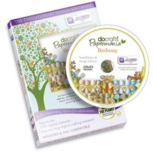 Bücher und CD / Magazines Papermania - Birdsong (singolo DVD-ROM)