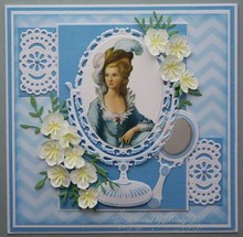 Marianne Design Embossing and cutting template