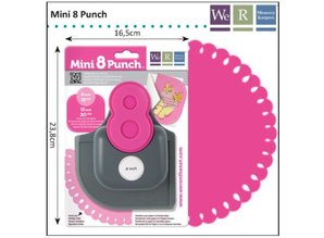 EK Succes, Martha Stewart Mini 8 Punches From We R Memory Keepers!