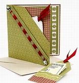 5 Page Designer paper, 30.5 x 30.5 cm