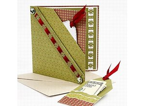 5 Blatt Designerpapier, 30,5 x 30,5cm