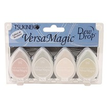 Versamagic Dew Drop Set - Cuatro Corne 4 colores