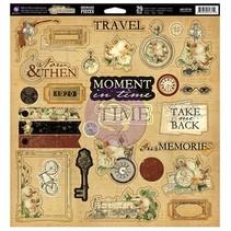 Spånplader TimeTraveler Collection