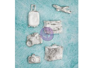 Prima Marketing und Petaloo Resin Collection Explore for scrapbooking, collages and much more!