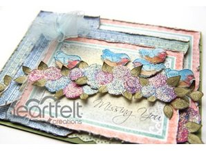 Heartfelt Creations aus USA from the EXCLUSIVE HEARTFELT Collection from the USA!