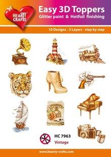 BILDER / PICTURES: Studio Light, Staf Wesenbeek, Willem Haenraets 10 forskellige 3D-design, tema: Vintage