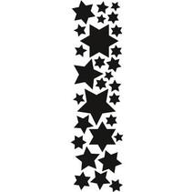 Estampación y embutición de la plantilla, Marianne Design estrellas