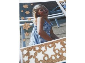 Marianne Design Stamping and Embossing stencil, Marianne Design stars