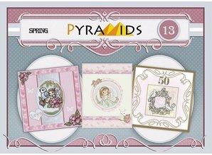 Bücher und CD / Magazines Pirámides 13 - Primavera