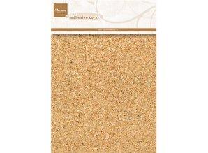 Marianne Design Klæbende ark af kork