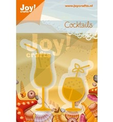 Joy!Crafts und JM Creation Punzonatura e modello di goffratura, occhiali