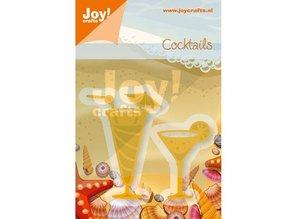 Joy!Crafts und JM Creation Stansning og prægning skabelon, briller