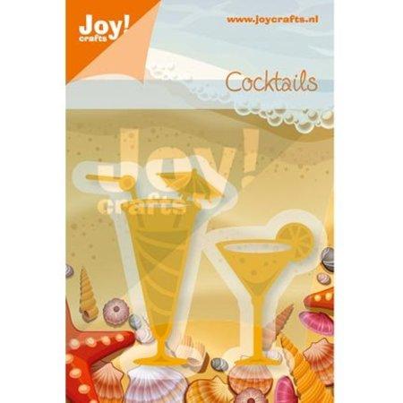 Joy!Crafts und JM Creation Stanz- und Prägeschablone, Gläser