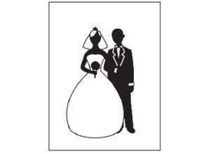 embossing Präge Folder Embossing folders, theme: Wedding