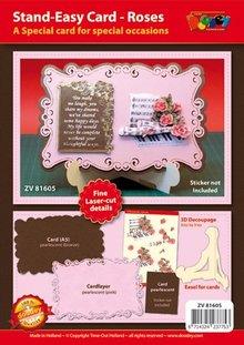 KARTEN und Zubehör / Cards Craft impostato per il design di 1 nobile, mappa XL 3D Cala