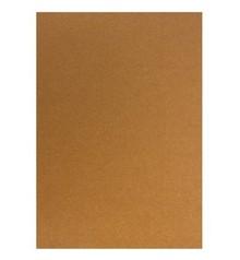 DESIGNER BLÖCKE  / DESIGNER PAPER Kartonset Metallic A5, kobber, 20 ark, 250g