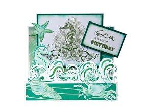 Joy!Crafts und JM Creation Designer Block, under the Sea
