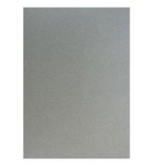 Joy!Crafts und JM Creation 20 fogli, cartone Metallic Set A5, argento metallizzato