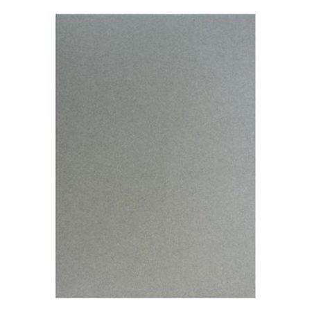 Joy!Crafts und JM Creation 20 hojas, cartón metalizado Set A5, plata metálica