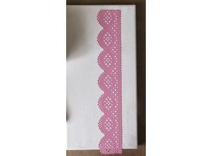 Bo Bunny Self-adhesive template with different lace motifs