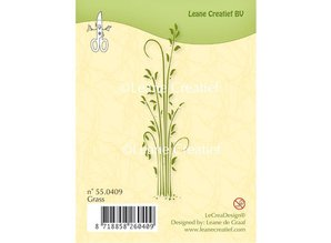 Leane Creatief - Lea'bilities Clear Stamps, blades of grass