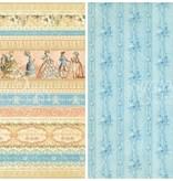 Graphic 45 Graphc 45, Vintage Designersblock, 30.5 x 30.5 cm
