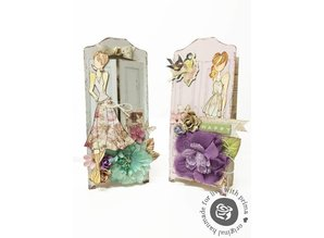 Prima Marketing und Petaloo Flowers from Prima Marketing, Delight Flowers, 6 Pieces