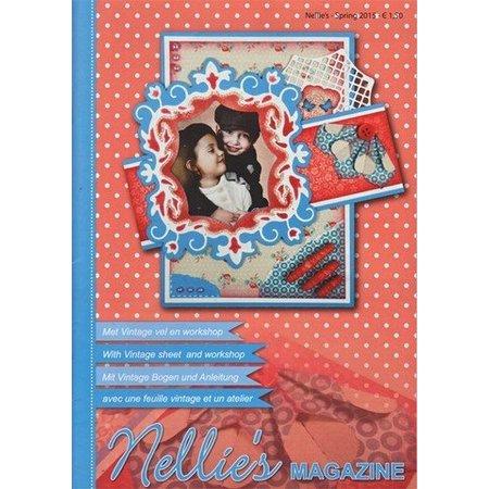 Nellie snellen Elección Revista `Nellie Nellie`s` Primavera 2015