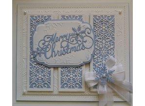 Creative Expressions Punzonatura e goffratura stencil The Collection Festive - Snowflake Mini Striplet