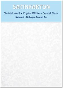 DESIGNER BLÖCKE  / DESIGNER PAPER Cartone raso A4, a doppia faccia 250gr raso con goffratura. / Mq, cristallo, bianco