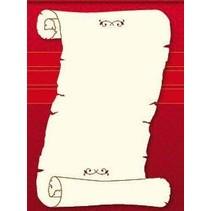 Colocador tarjeta de Lujo, 3 piezas, 10 x 15 cm